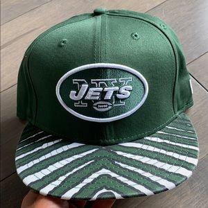 NY Jets Tigerprint SnapBack